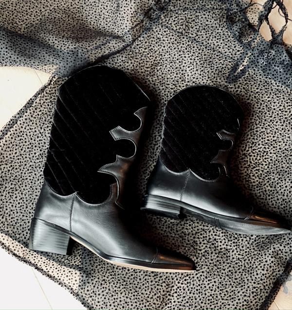 læderstøvler