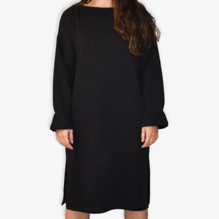 sweatshirt kjole