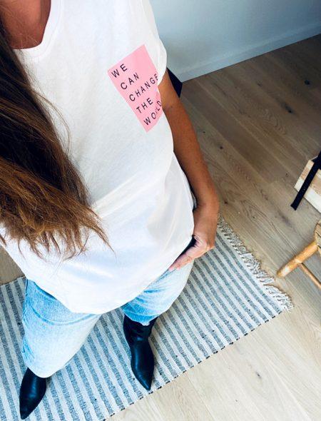 T-shirt til kvinder